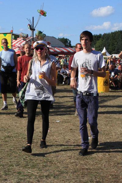 True festival style