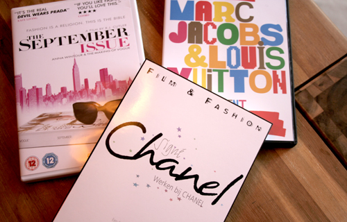 The September issue, Signe Chanel, Marc Jacobs & Louis Vuitton
