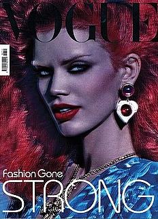 Back 'in Vogue': Rianne ten Haken