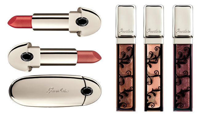 Catch of the day: Guerlain Imperiale lipsticks and glosses