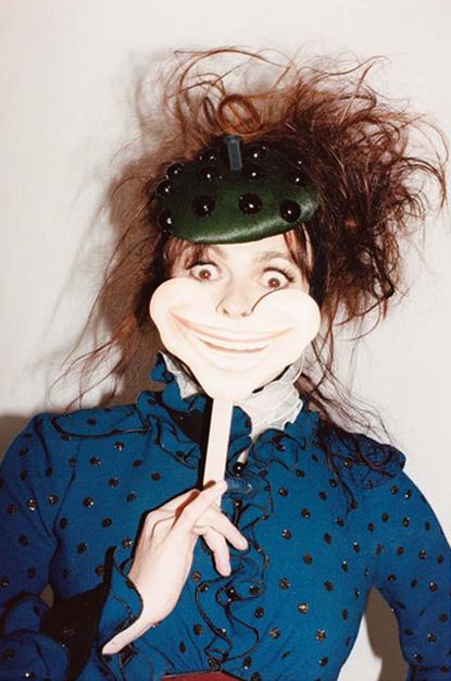 Digitalistic ad: Helena x Marc Jacobs