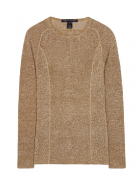 Catch of the day: Marc by Marc Jacobs metallic knit pullover