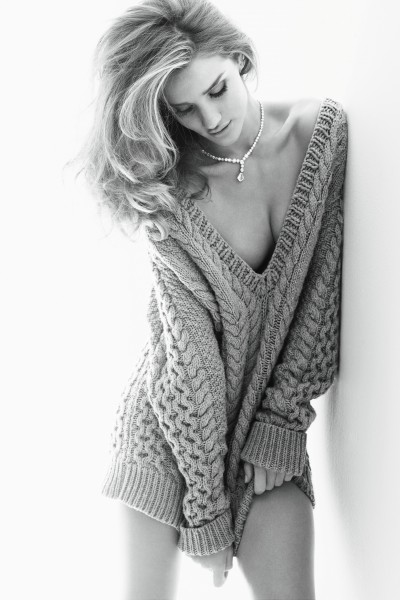 Quote of the day: Rosie Huntington-Whiteley