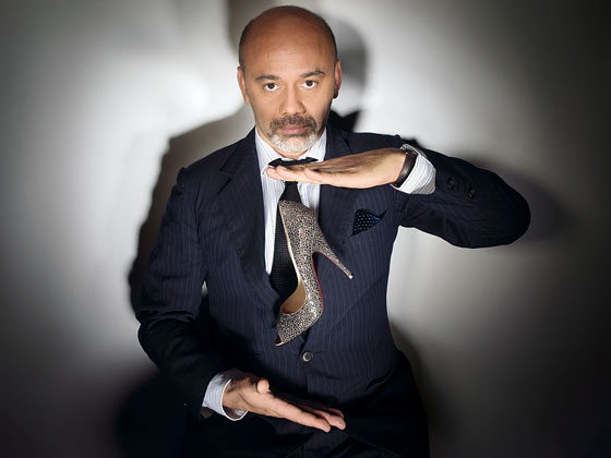 Fun to visit: Christian Louboutin expo