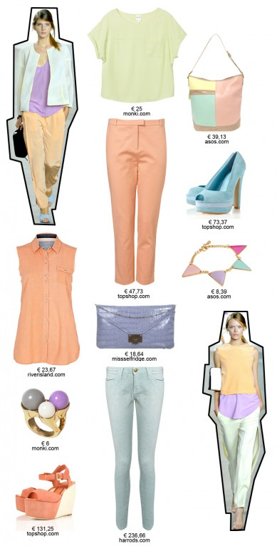 Digitalistic Style by La Petite W: It's all about the pastels