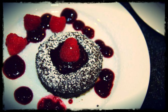 Sweet treat by Lydia: Chocolate Soufflé Cakes