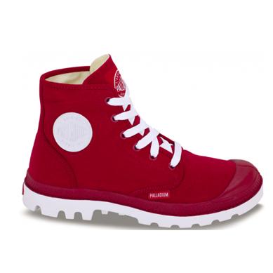 Digitalistic Shoe: Palladium Blanc