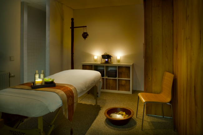 Amsterdam's Best Spa Treatment: #1
