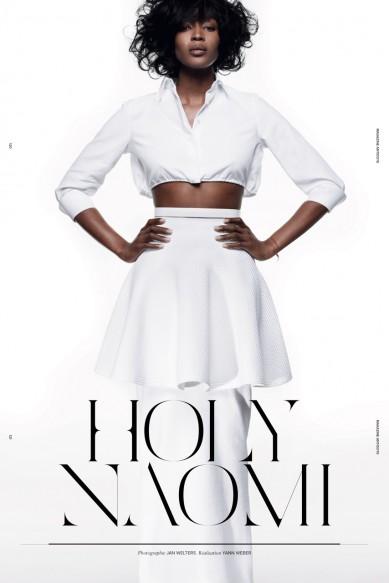 Oh holy Naomi!