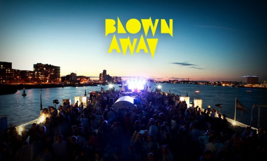Ready to get Blown Away? Win 2×2 tickets!