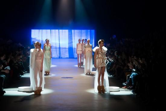 The Fashion Eye: MBFWA Winde Rienstra