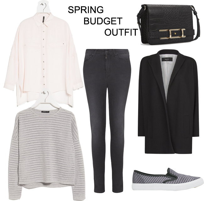 Best Budget Buy: Mango Spring Budget Outfit