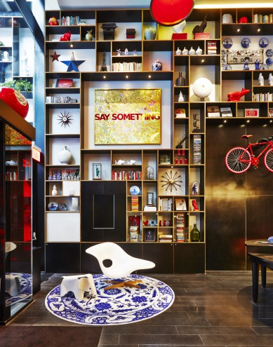 In the NOW: CitizenM NYC!