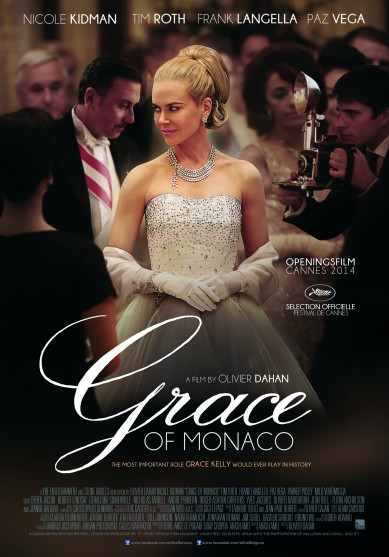 In the NOW: Win 3X2 tickets for Grace of Monaco