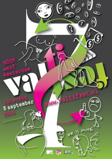 Win: 2 X 2 tickets for Valtifest!