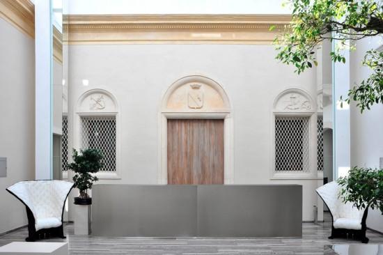 Storie di stile exploring catania romano house the for Design in stile romano