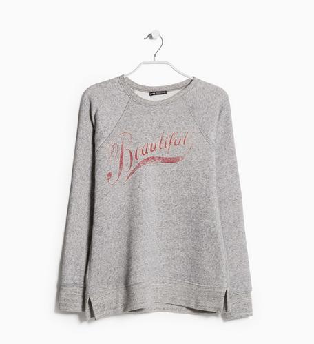 Best Budget Buy: MANGO sweatshirt