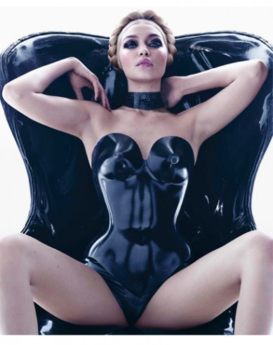 Top 3 Calendar Girls: Pirelli 2015