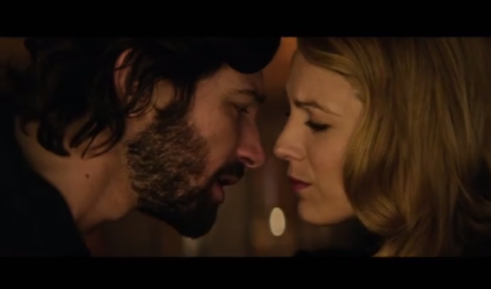Blake Lively and Michiel Huisman in The Age of Adaline