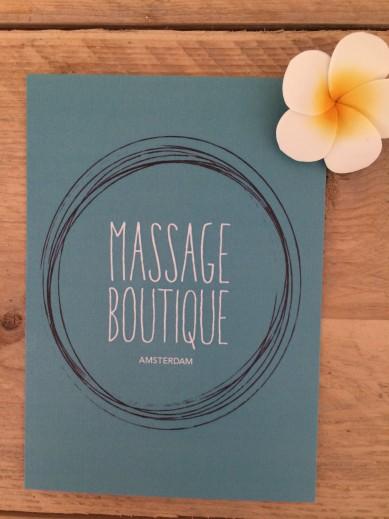 Win a Massage at Massage Boutique!