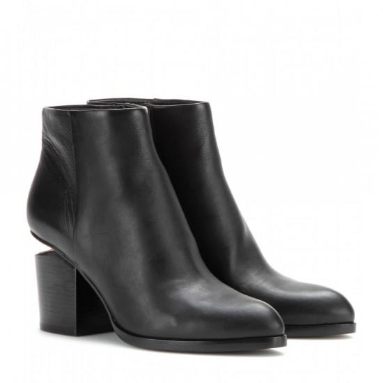 Friday Fashion Envy: Alexander Wang Gabi ankle boots
