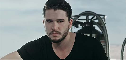 #malemadnessmonday: Kit Harington for Jimmy Choo Part 2