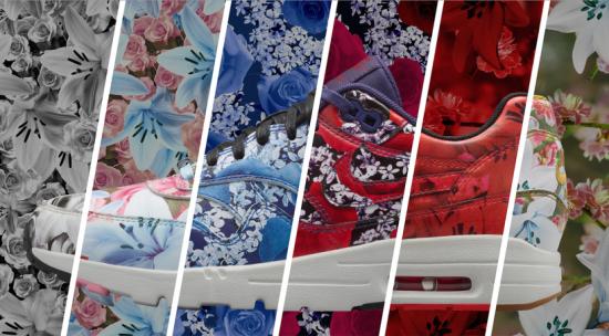 Friday Fashion Envy: Bouquet of Nike Air Max