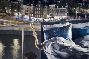 Onze To Go's tijdens Hotelnacht Amsterdam 2016