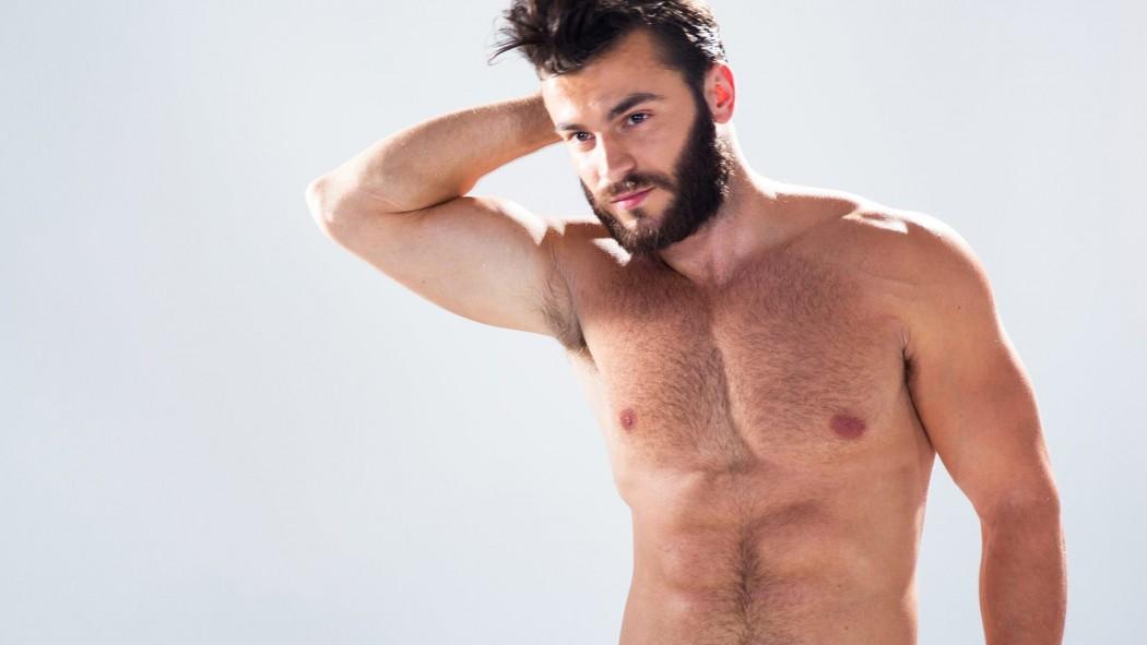 men's beauty evolution