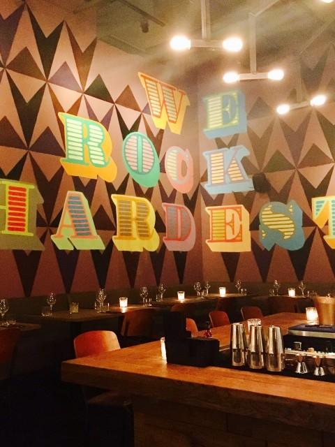 Mural bar