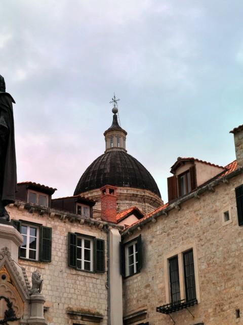 Dubrovnik old town_