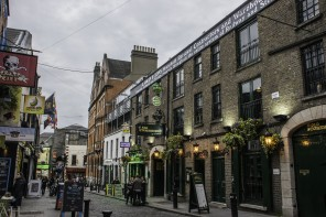 Dublin:  legendarische literatuur en Guinness