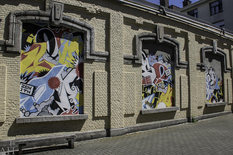 Urban Antwerpen: street art, moderne kunst en koffie