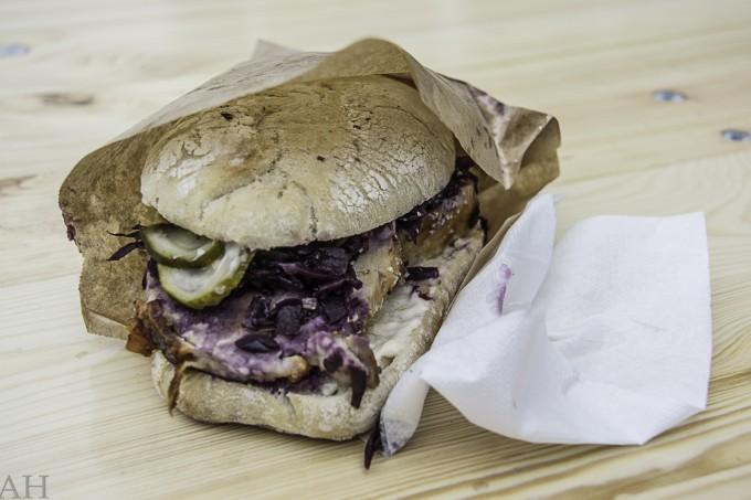 Food- Rib Sandwich
