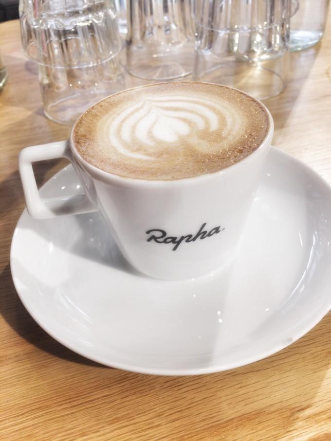 Rapha koffie