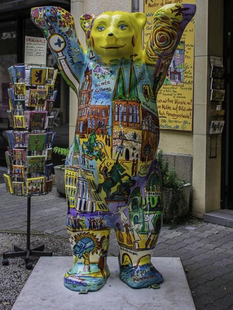 Berlijn mascotte