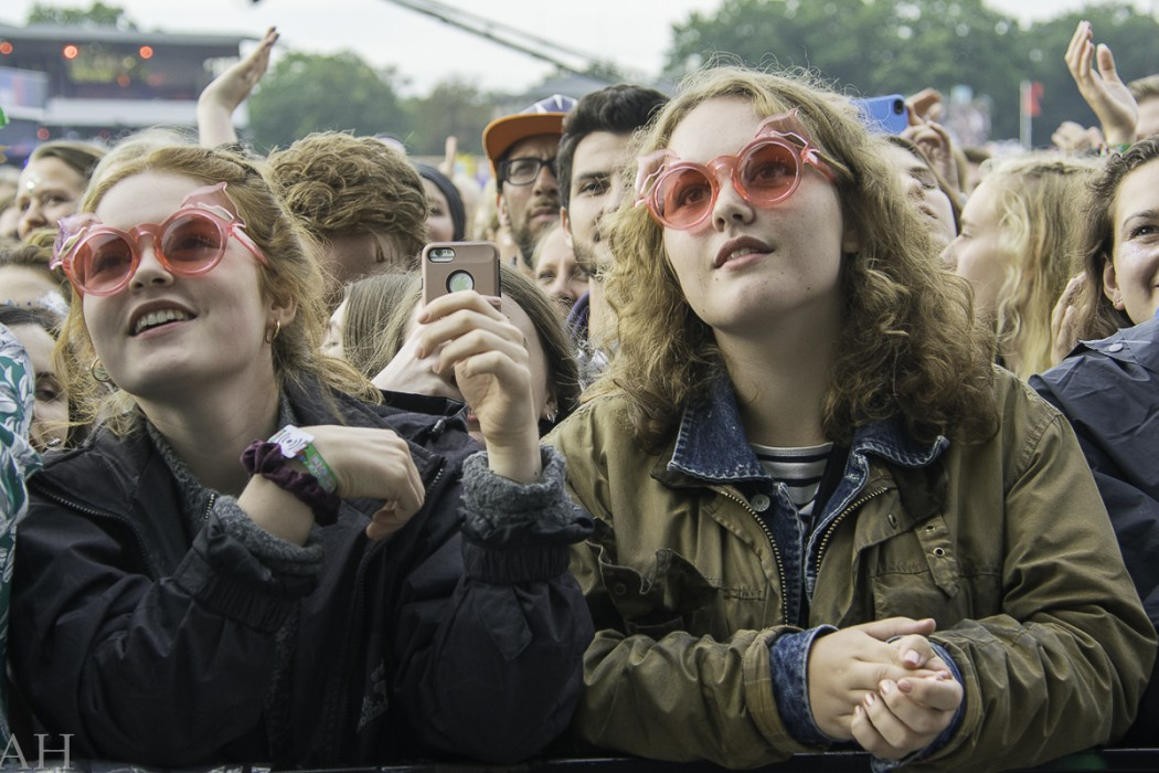 George Ezra audience