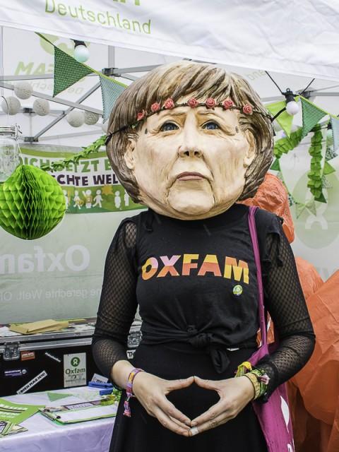 Oxfam Lollapalooza