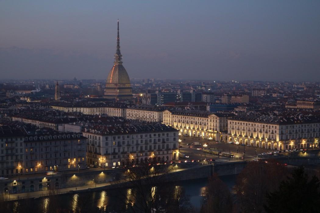 Tonnetje rond na 24 uur Turijn
