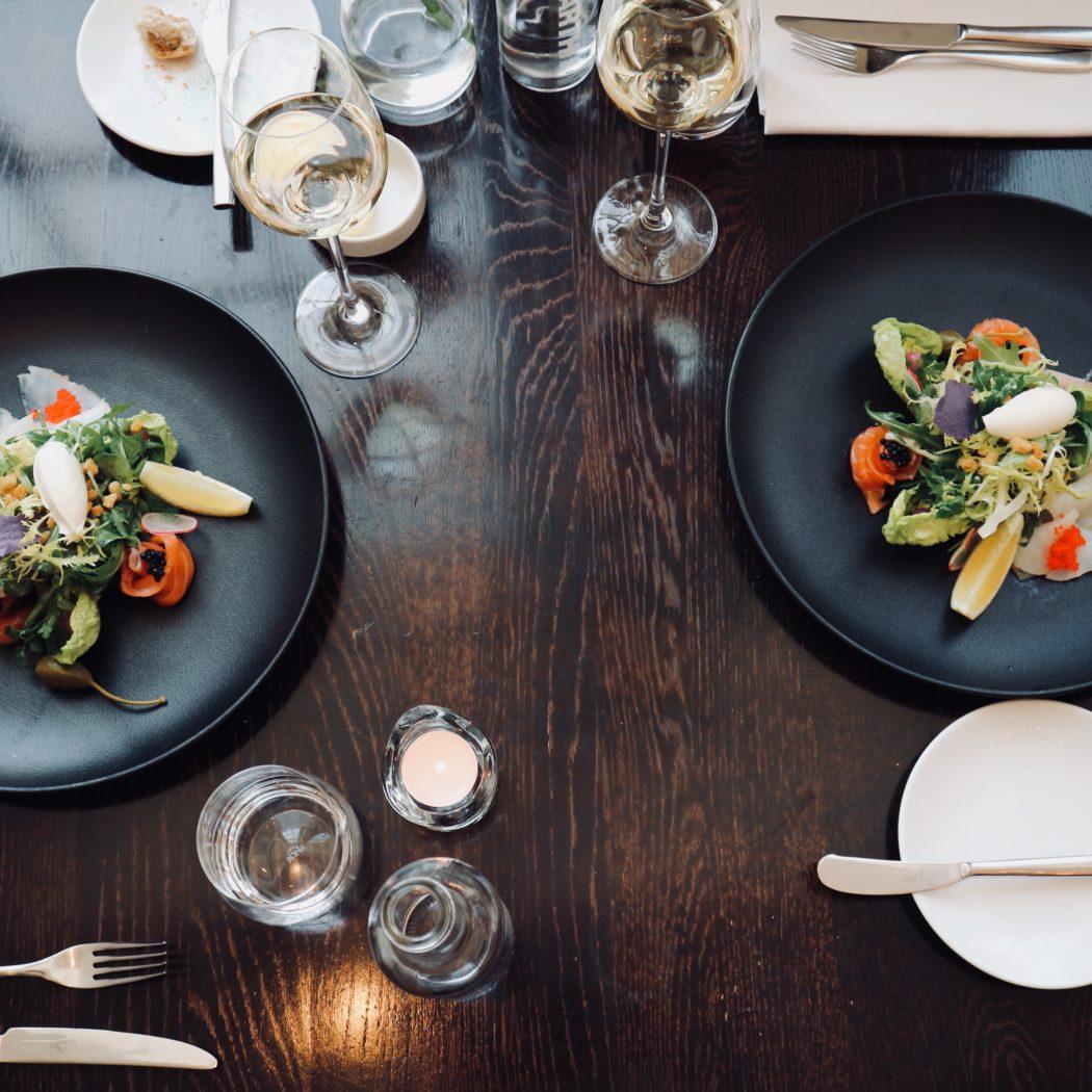 De Food Feed: no nonsense Frans bij Libertine Petit Café en tussen de kunst bij Brasserie Ambassade